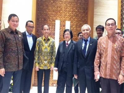 DPR Selenggarakan Senior Officials Meeting Bersama Kabinet Kerja