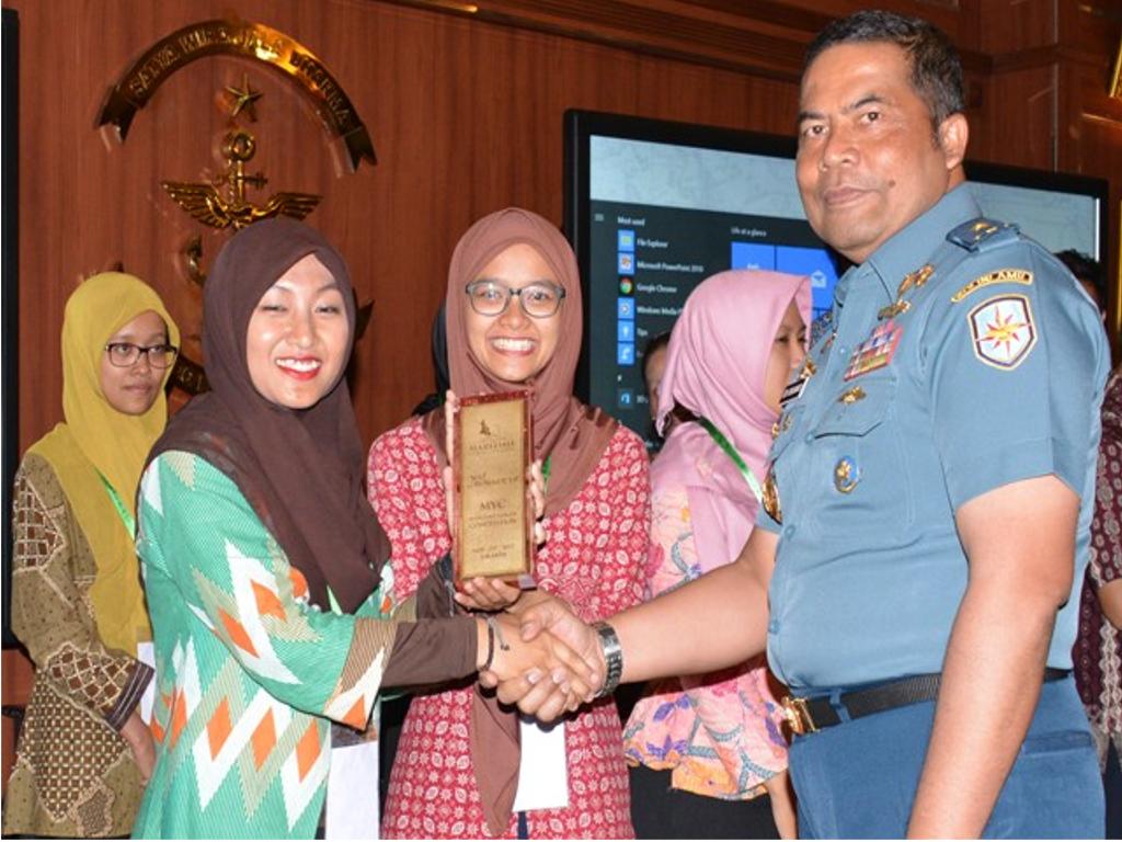 Kolinlamil Fasilitasi Indonesia Maritime Youth Festival
