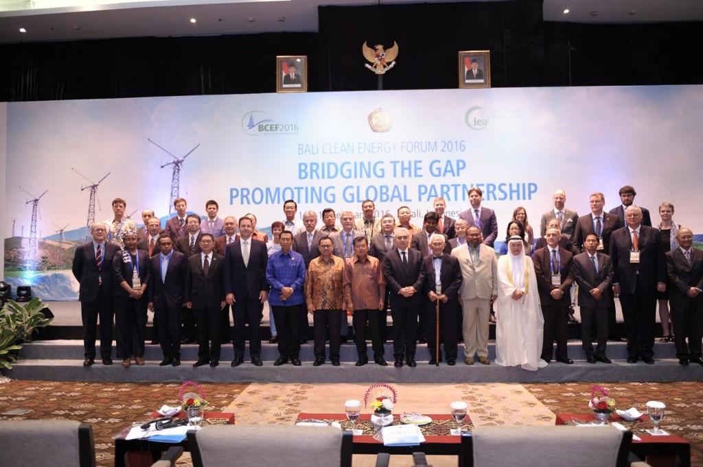 Bali Clean Energy Forum (BCEF)